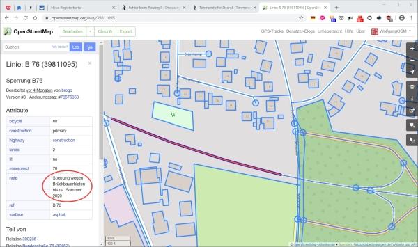 2020-03-04 07_46_42-Linie_ B 76 (39811095) _ OpenStreetMap